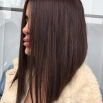 Pin On Hairstyle Inverted Lob Haircut