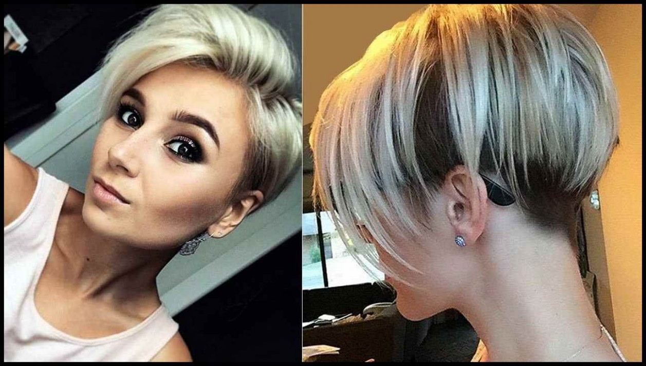 Pin On Hairstyle Lady Trendy Long On Top Short On Sides Womens Haircut
