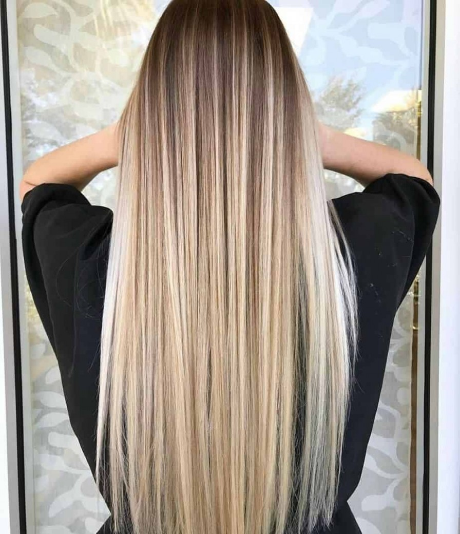 Pin On Hairstyle Trends 9 Long Hairstyles For Women 2021