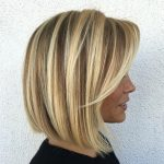 Pin On Hairstyles A Line Bob With Side Bangs