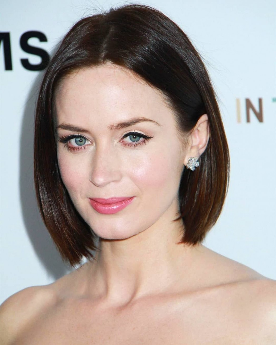 Pin On Hairstyles Emily Blunt Haircut
