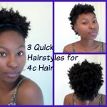 Pin On Hairstyles For Short Hair Short 4C Natural Hair Styles