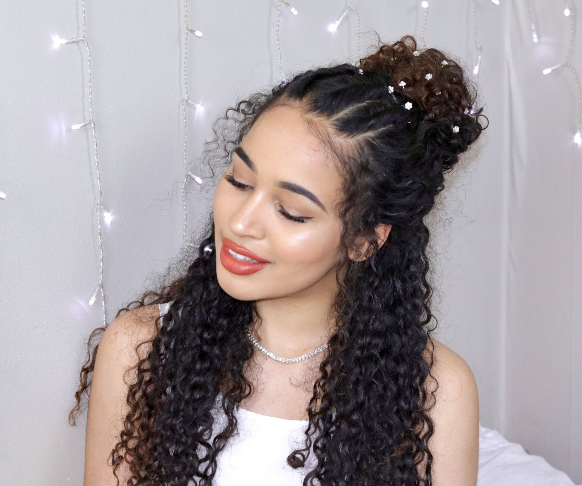 Pin On Hairstyles Formal Hairstyles For Curly Hair