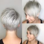 Pin On Hairstyles Hairstyles For Grey Hair Round Face
