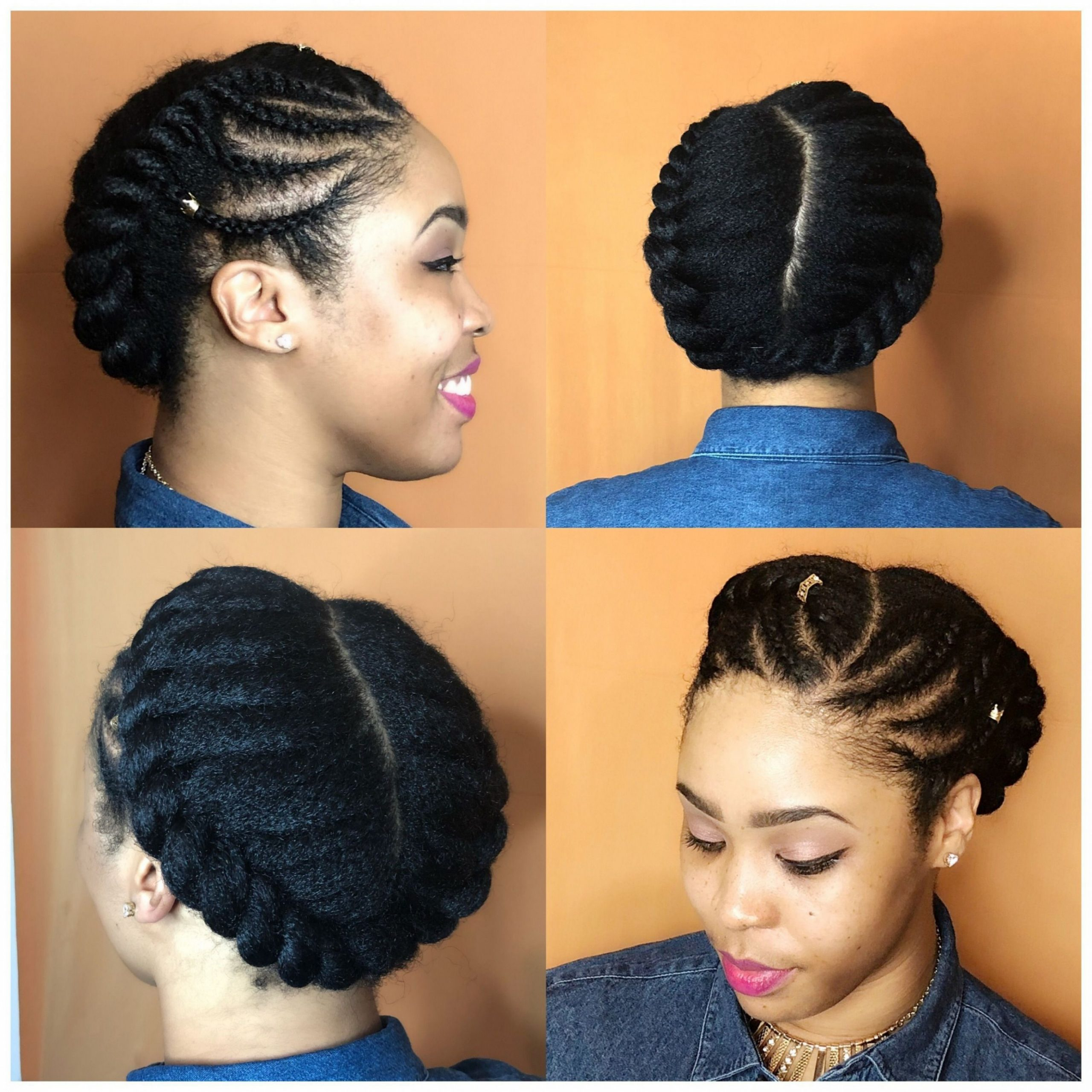 Pin On Hairstyles, Perhaps? Protective Hairstyles For Short Hair