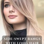 Pin On Long Hairstyles Side Swept Long Hair