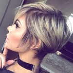 Pin On Lovely Locks Long Pixie Cut For Thick Hair