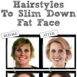 Pin On My Style Face Slimming Haircuts