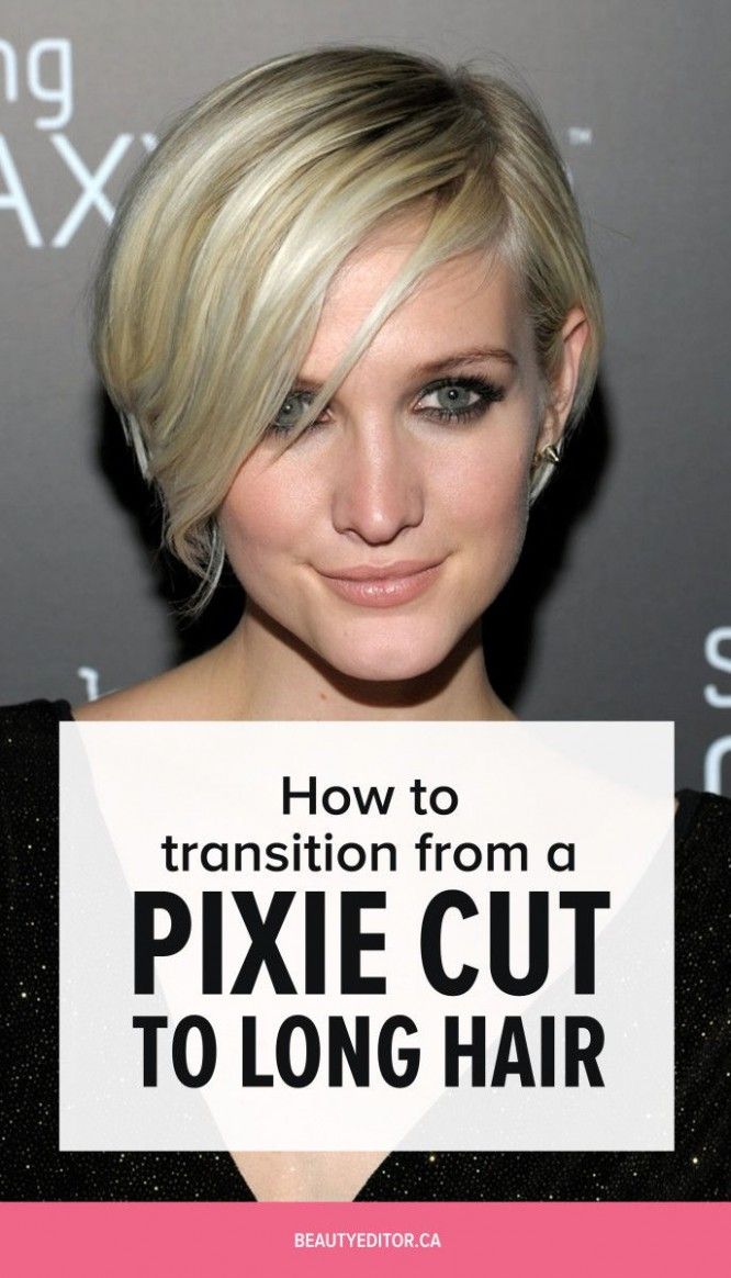 Pin On My Style Transition Hairstyles For Growing Out Short Hair