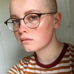 Pin On Myriad Of Facial Expressions Buzz Cut Round Face