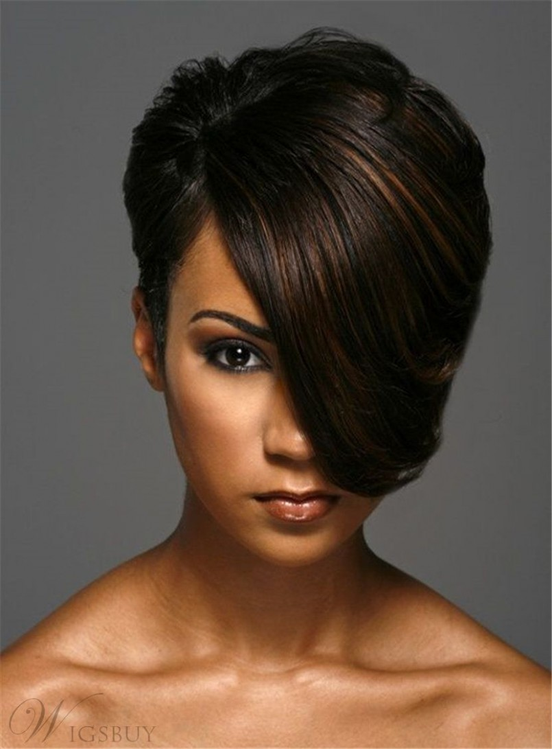 Pin On Neutral Style Hair Short On One Side Long On The Other