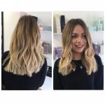 Pin On Ombre And Balayage Blunt Cut Medium Length