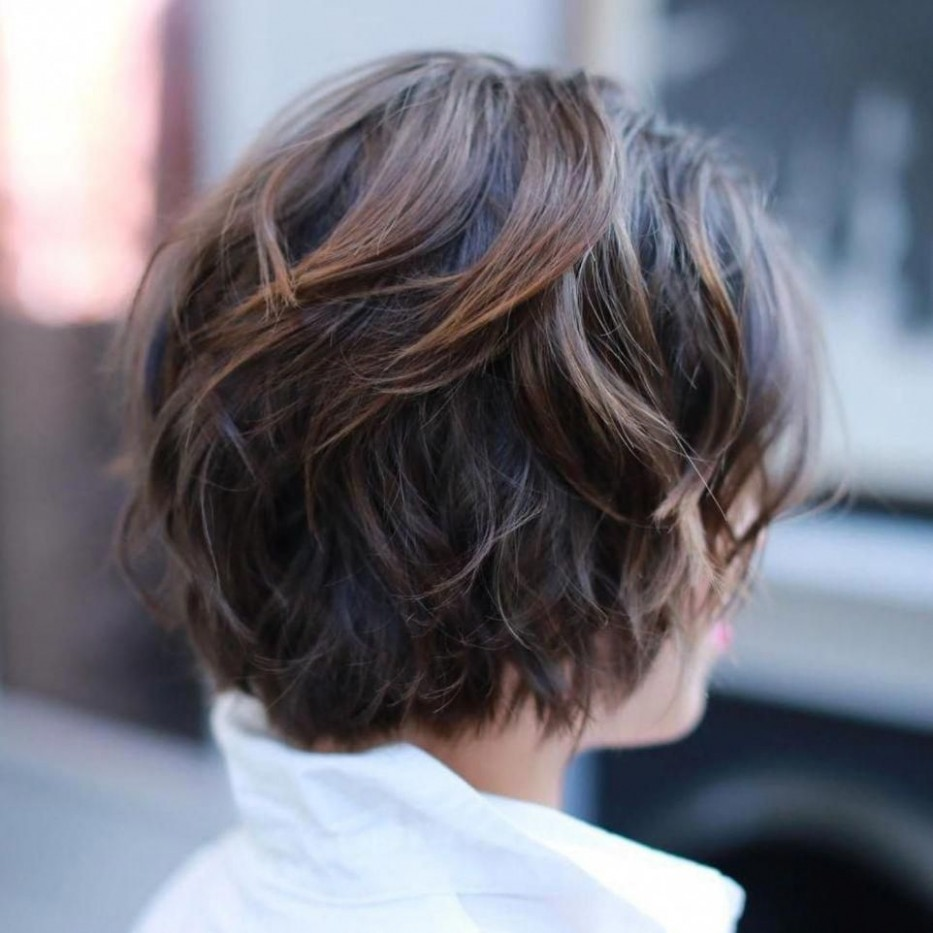 Pin On Pixie Cut Hairstyles Short Hair For Wavy Thick Hair