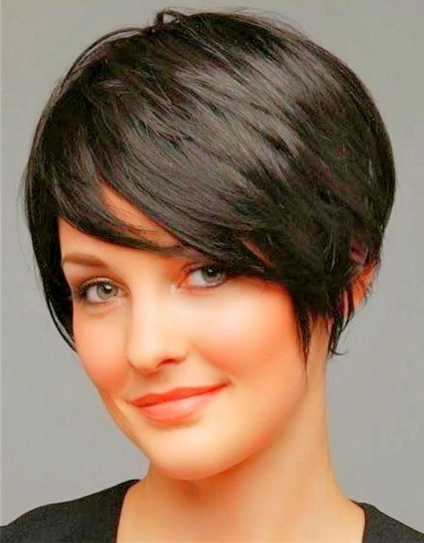 Pin On Pixie Cuts Short Cuts For Round Faces