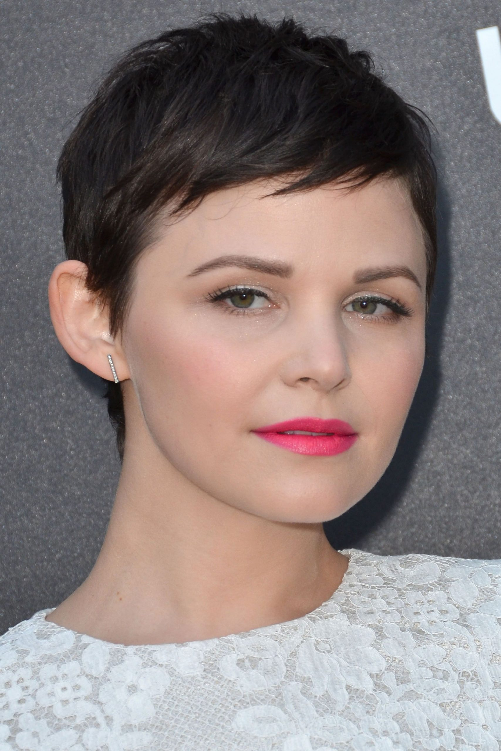 """Pin On """"Short Hair Removes Obvious Femininity And Replaces It With Ginnifer Goodwin Pixie Cut"""