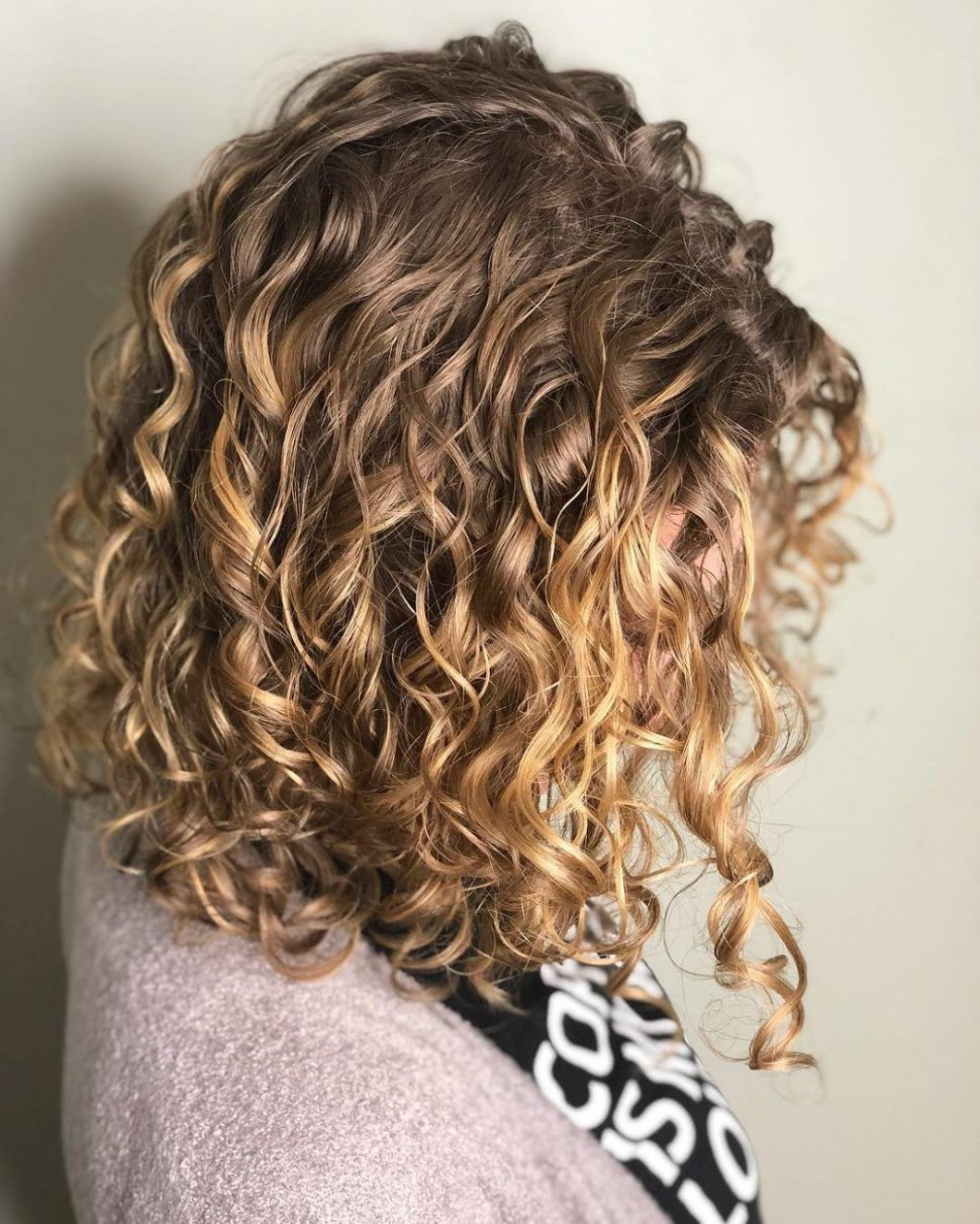 Pin On Shoulder Length Curly Hair Hairstyles For Shoulder Length Curly Hair