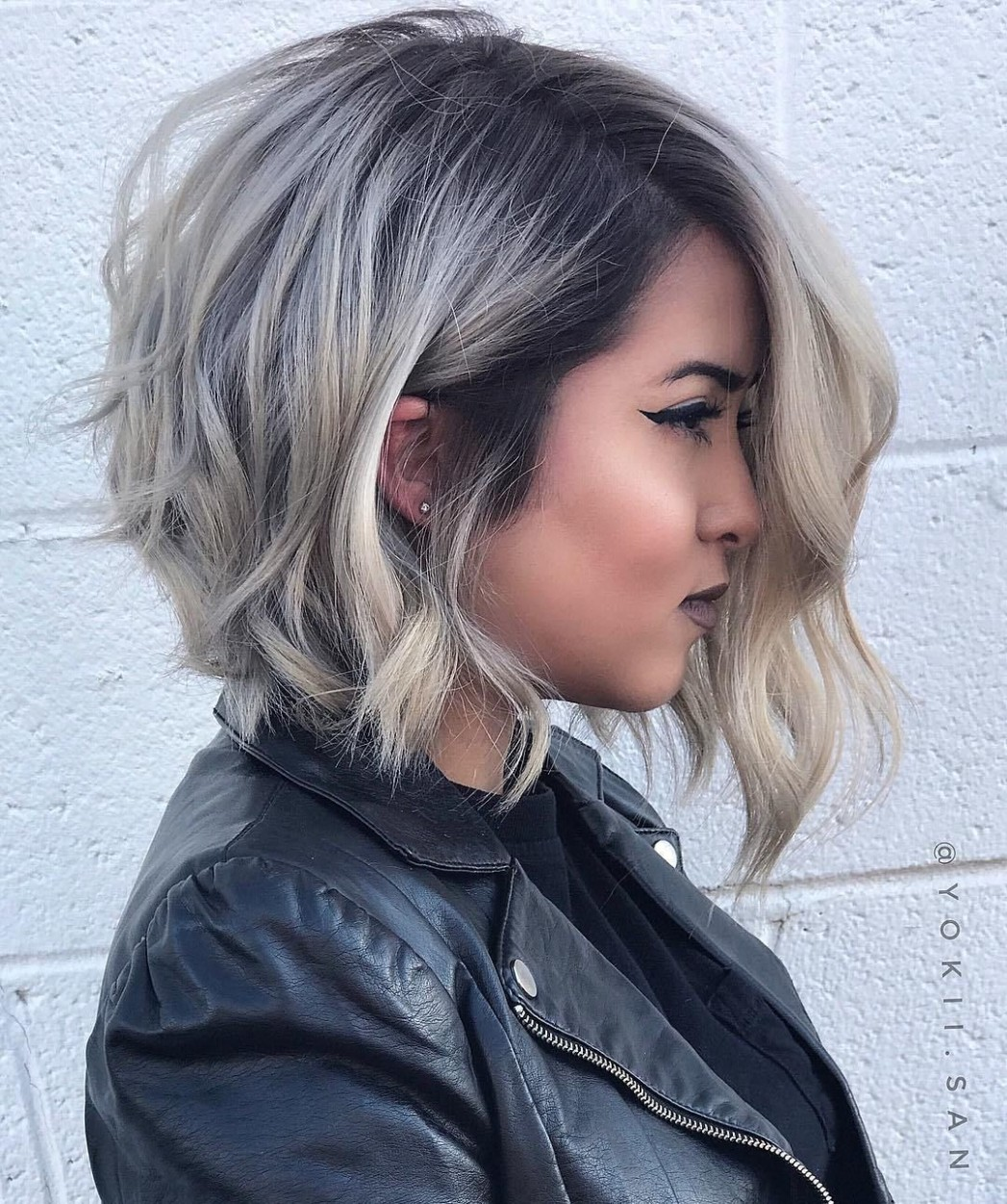 Pin On Style Cute Short Hairstyles For Round Faces