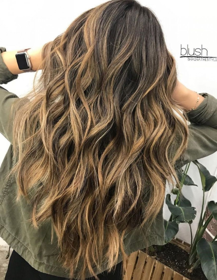 Pin On Style Haircuts For Long Thick Wavy Hair