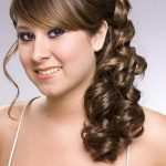 Pin On Wedding Hairstyles Wedding Hair For Round Face
