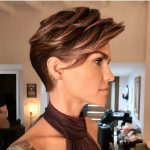 Pixie Short Haircuts For Women NiceStyles Balayage Pixie Cut