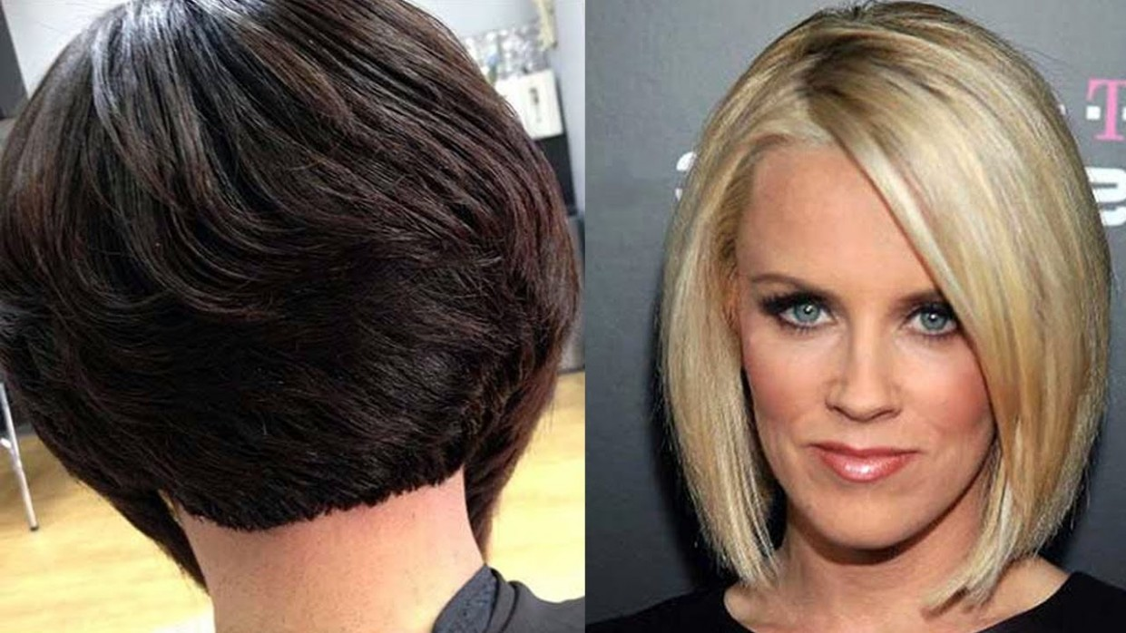Popular Bob Haircuts For Round Faces Round Faces Hairstyles For Women Round Face Bob Hair Cut Long Bob Haircut For Round Face