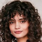 Proof That Curly Hair Girls Can Wear Bangs Too Curly Hair With Girls With Curly Hair And Bangs