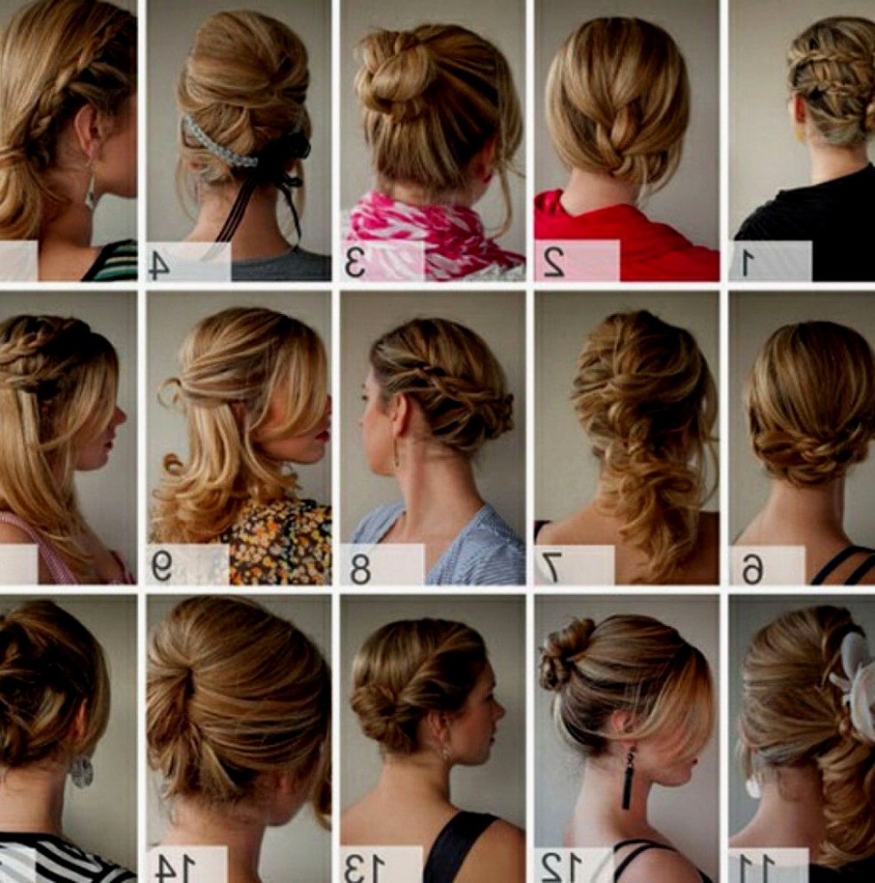 Quick Easy Hairstyles For Short Hair Kurzehaare Easy Cute Quick Hairstyles For Short Hair