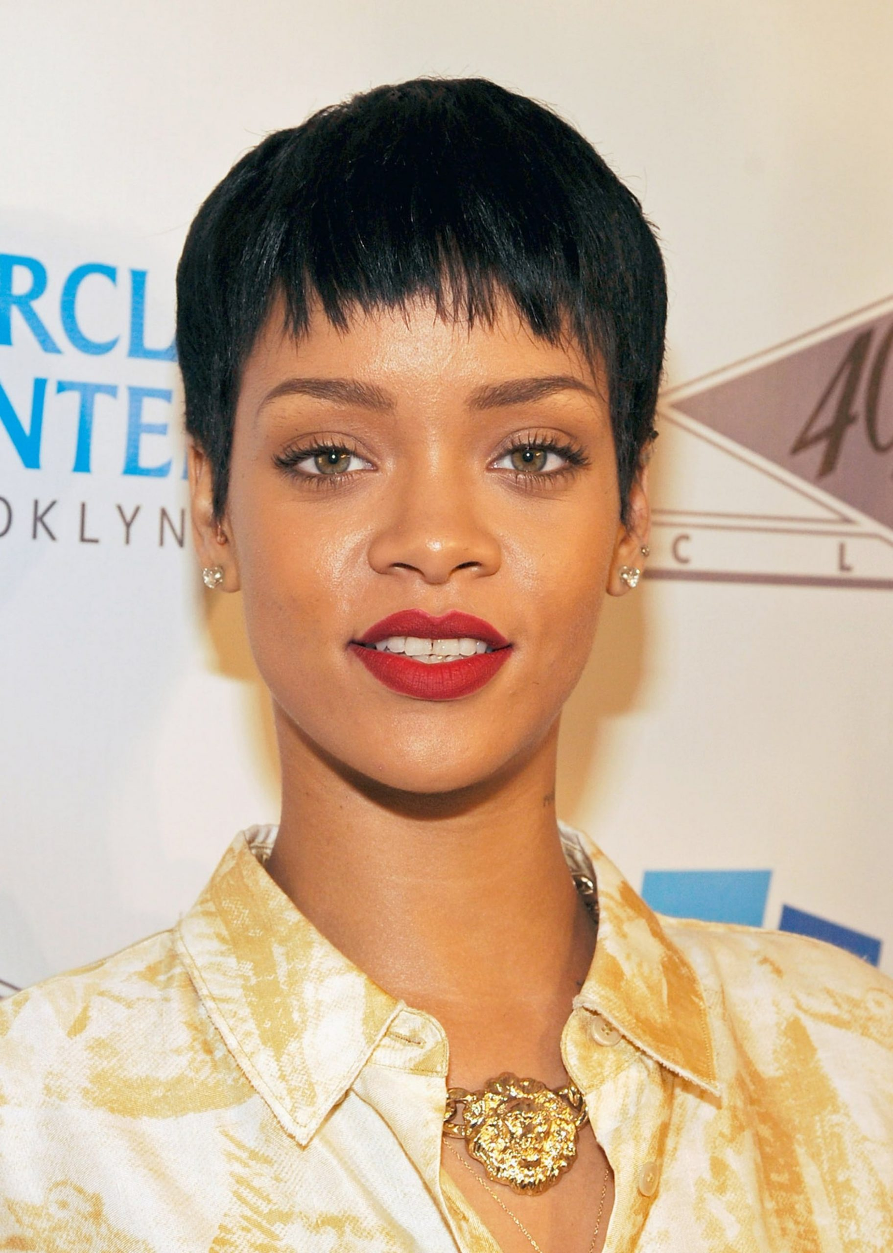 Rihanna With a Pixie Cut  8 Celebrity Pixie Haircuts That Will