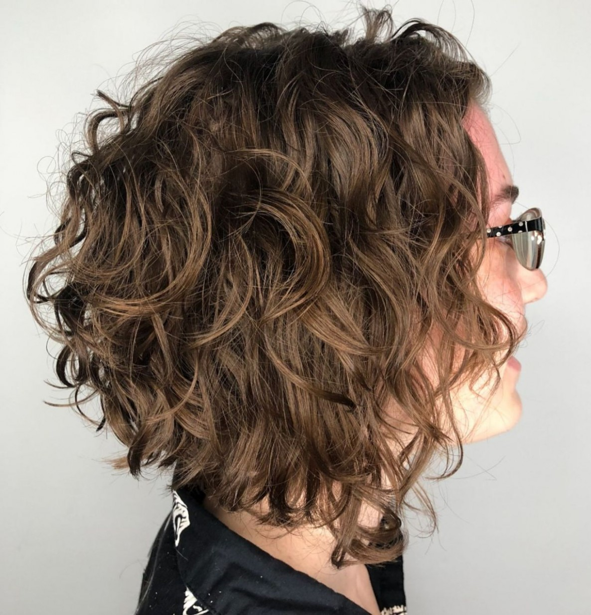Scrunched Curly Inverted Bob Curly Hair Styles Naturally, Curly Inverted Bob Curly Hair