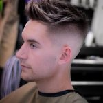 Shaved Sides Haircuts > 8 Cool Fade Styles For December 8 Buzzed Sides Long Top