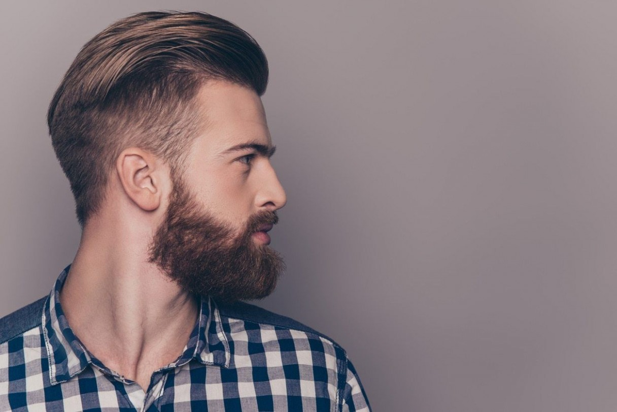 Shaved Sides Hairstyles Mens That Will Step Up Your Style Game Buzzed Sides Long Top