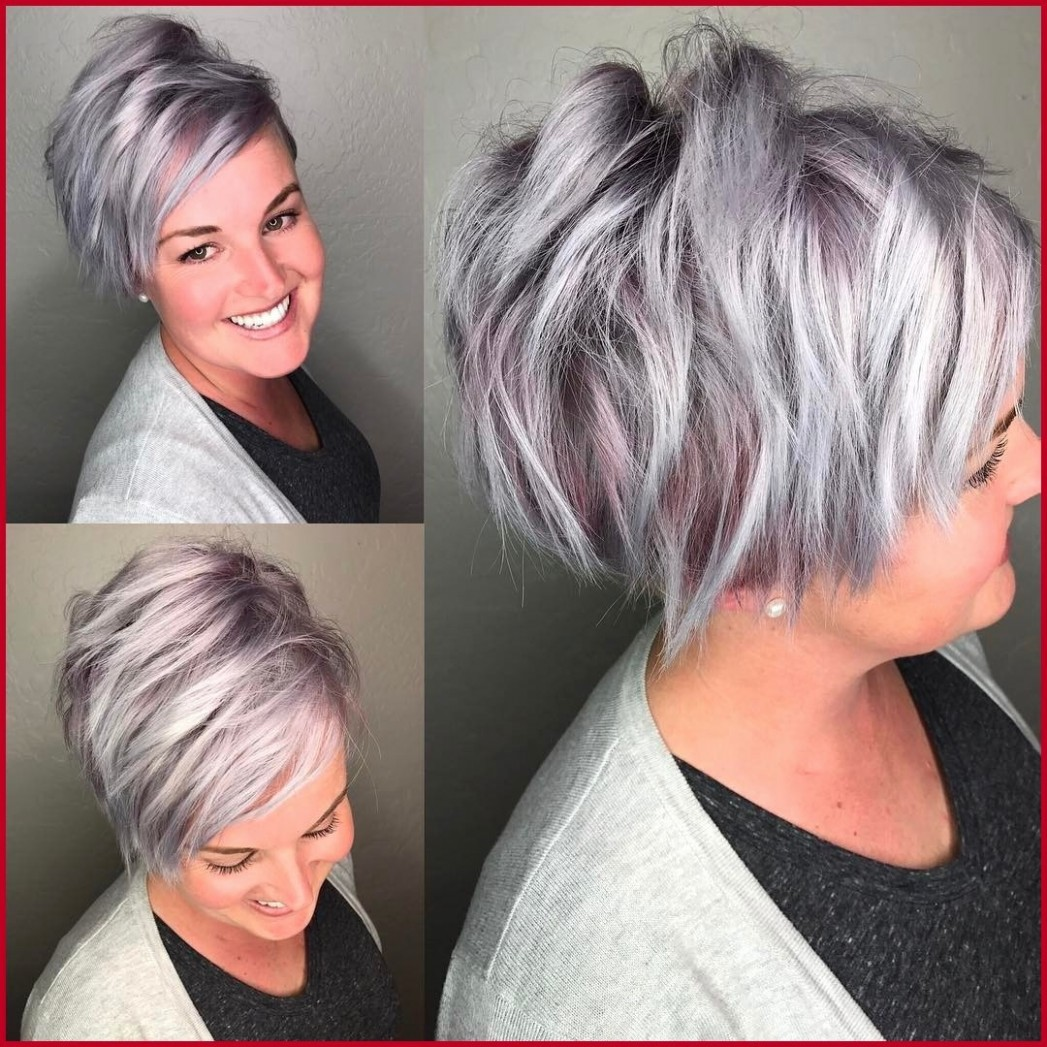 Short Grey Hairstyles For Round Faces Best Of Pixie Cut Round Face Hairstyles For Grey Hair Round Face