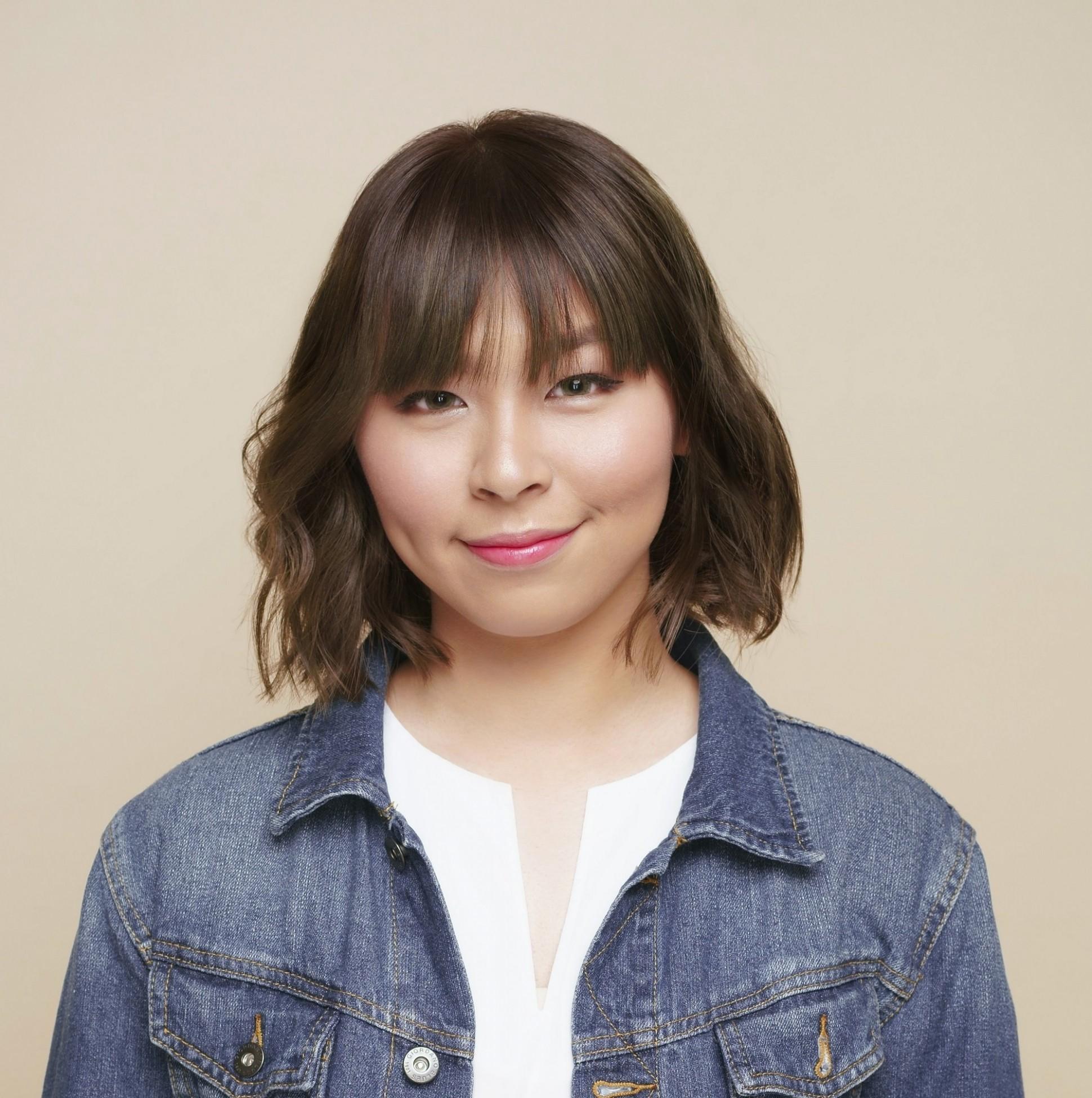 Short Hair For Round Face: 10 Stylish Ideas For 10! Short Hair For Round Chubby Face