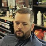 Short Haircut For Balding Man Funky Hairstyles, Haircuts For Buzz Cut Round Face