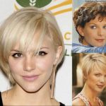 Short Haircut Square Face Fine Hair Short Hairstyles For Square Faces And Fine Hair