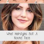 Short Haircuts For Round Faces And Thin Hair ROUND FACE HAIRCUT Thin Hair Round Face