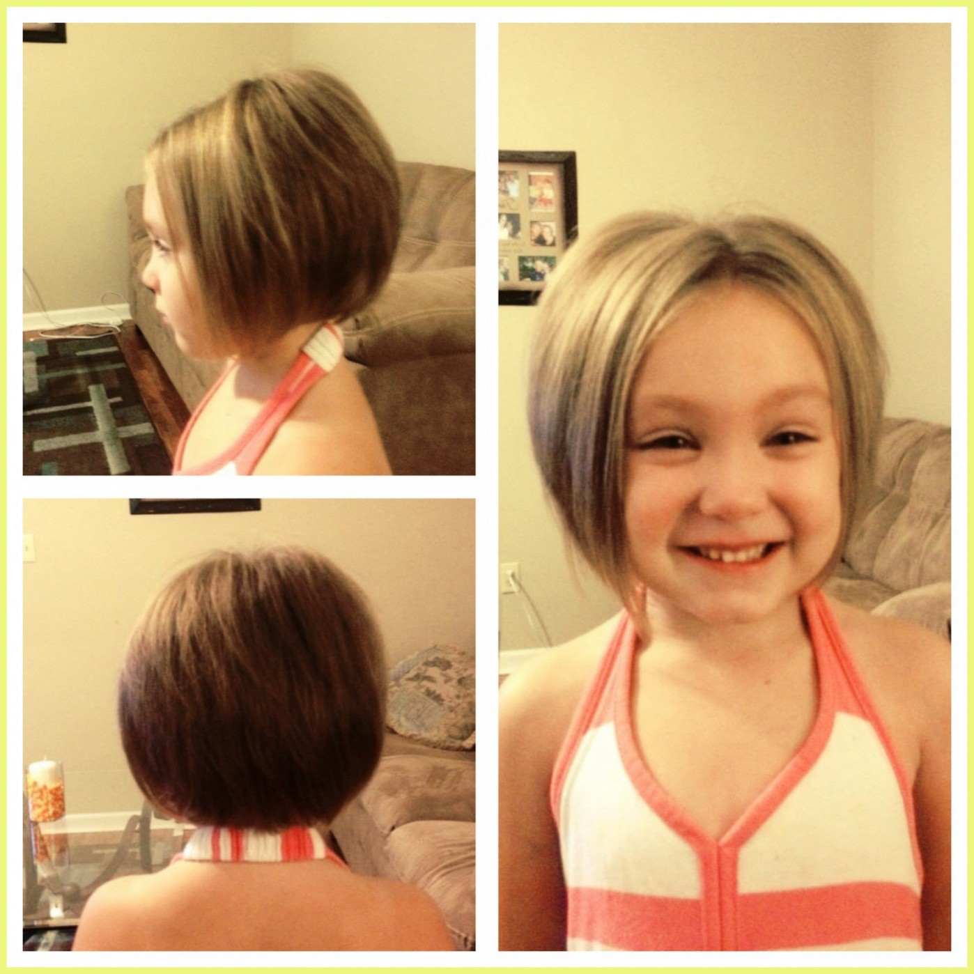 Short Hairstyles for Kids 11 Short Hairstyle Short Straight