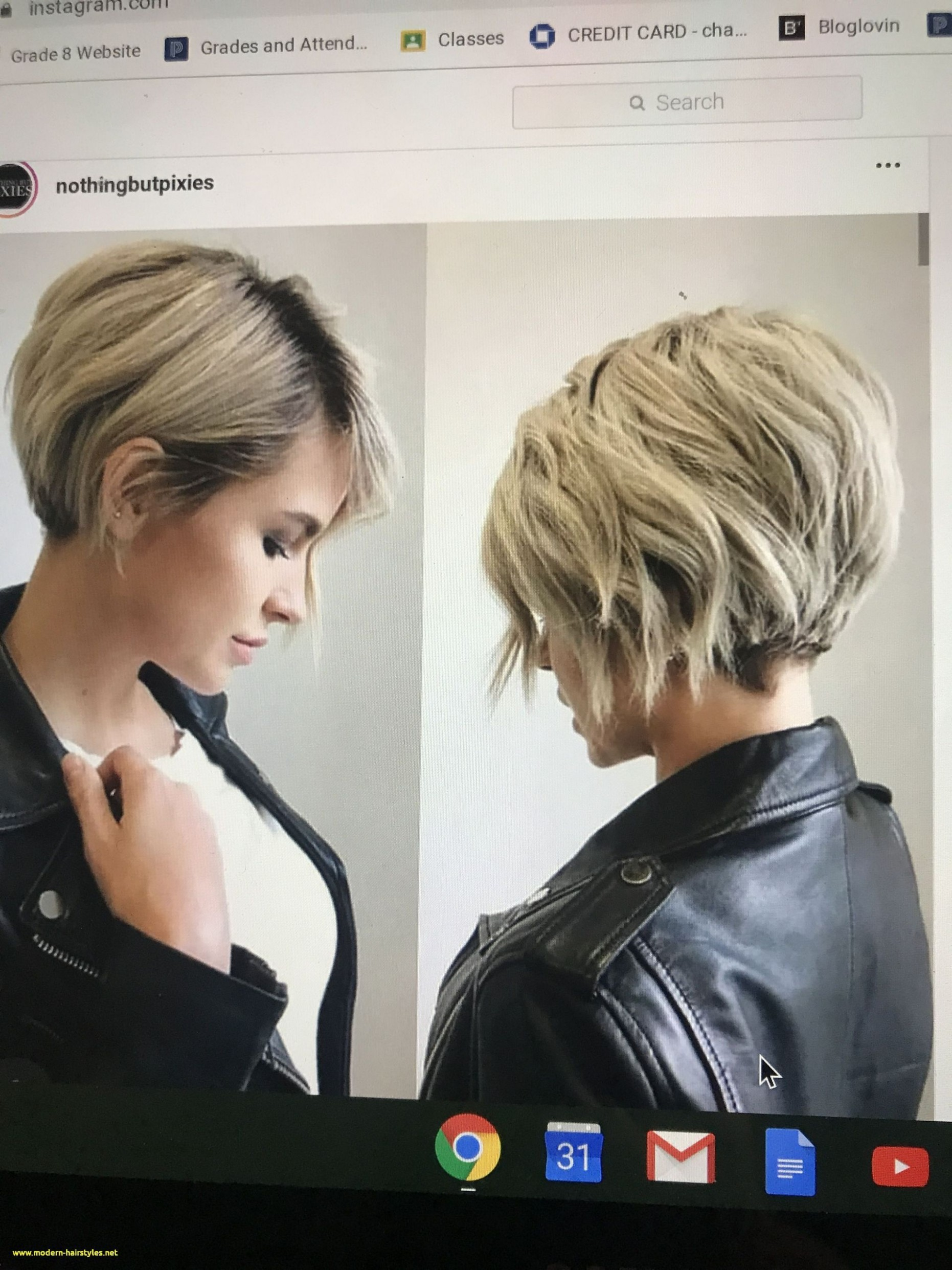 Short Hairstyles for Teenage Girl with Thick Hair in 10