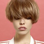 Short Hairstyles Made In France For A Trendy Undone Look Ear Length Bob