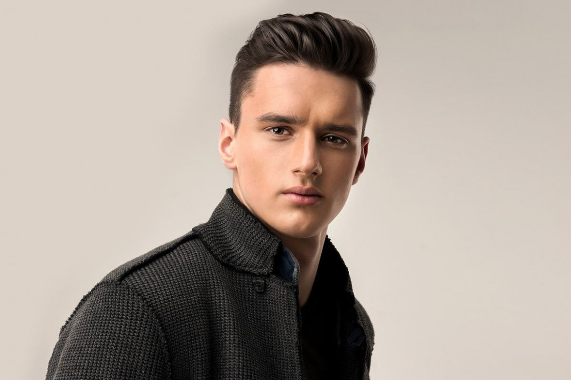 Short Sides Long Top Cuts & Styles To Look Ior In 12 Mens Haircut Shaved Sides Long Top