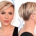Short Stacked Pixie Haircuts Stacked Pixie Cut
