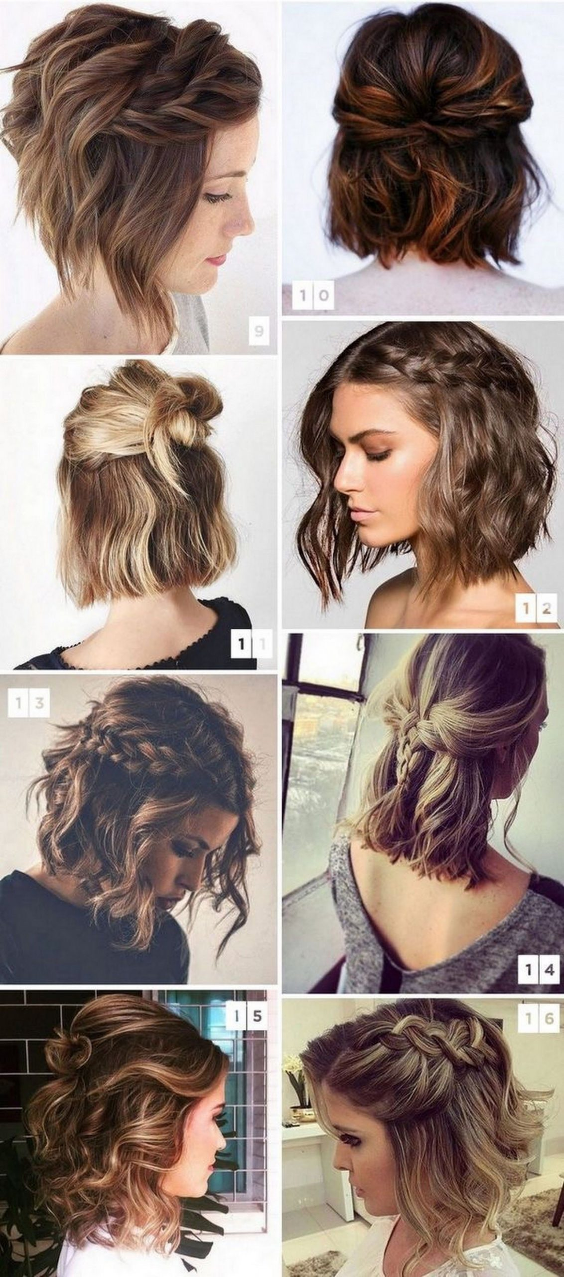 Sign In Short Hair Styles, Cute Hairstyles For Short Hair, Hair Pretty Hairstyles For Short Hair