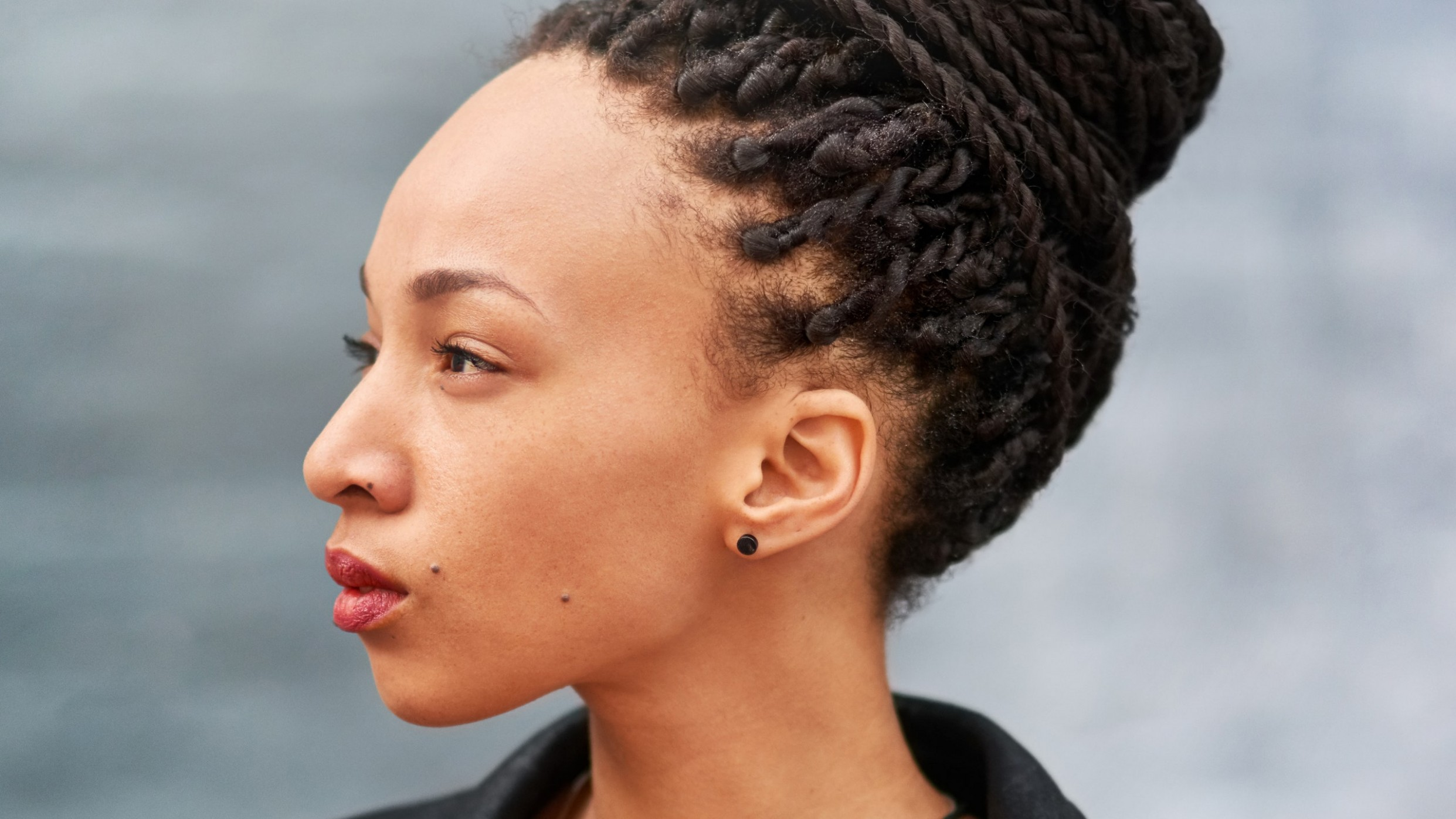 Simple Protective Hairstyles For Natural Hair To Do At Home Allure Protective Styles For Short Natural Hair