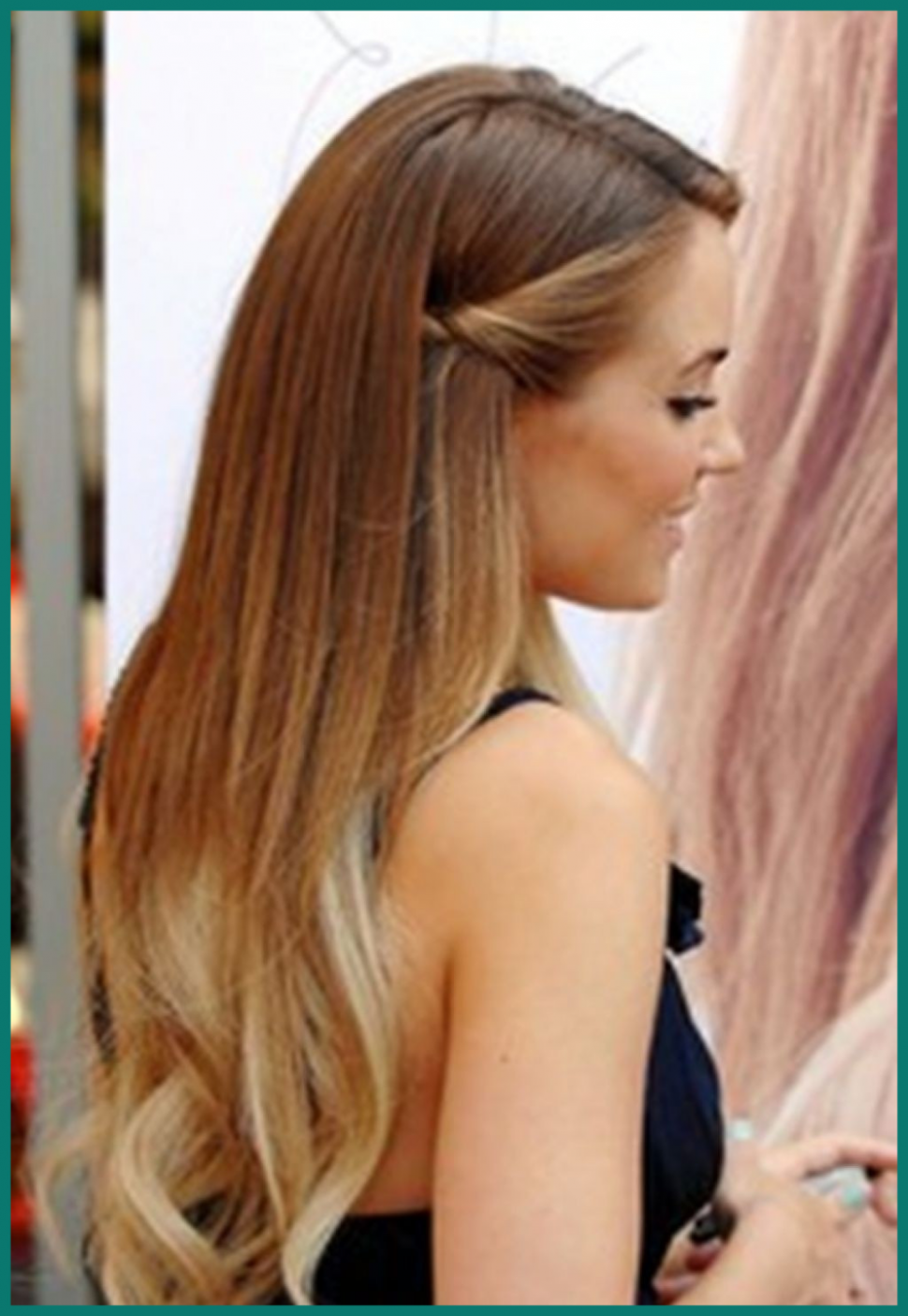 Straight Hairstyles For Prom New Easy Straight Hairstyles Women Prom Straight Hairstyles