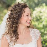 Stunning Wedding Hairstyles For Naturally Curly Hair Natural Curly Wedding Hair