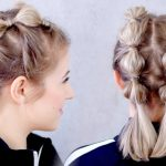 SUPER EASY Gym/Workout Hairstyle For Short Hair Milabu Sporty Hairstyles For Short Hair