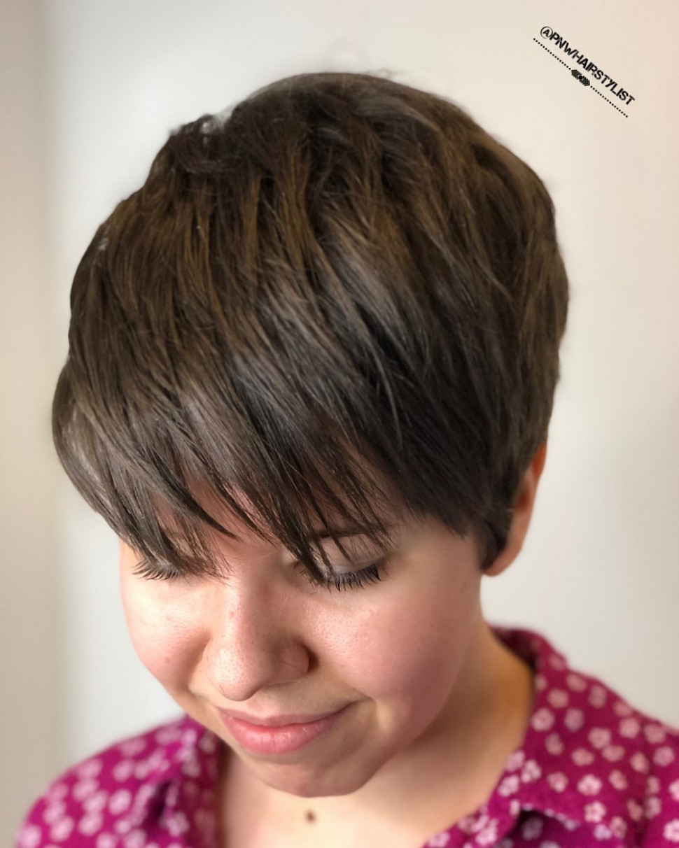 The 10 Best Short Hairstyles for Thick Hair Trending in 10