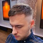 The 9 Best Men's Haircuts For Receding Hairlines The Modest Man Short Haircut For Receding Hairline