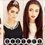 The Best 8s Hairstyles For Vintage Lovers The Trend Spotter 60S Hairstyles For Long Hair