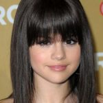 The Best & Worst Bangs For A Small Forehead Hairstyles For Small Forehead And Round Face
